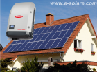 Kit Fotovoltaic MF ** On-grid 1,55 Kwp - Fronius Galvo 1.5-1 (1500W)