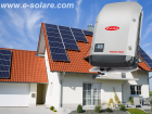 Kit Fotovoltaic MF ** On-grid 3,72 Kwp - Fronius Primo 3.5-1 (3500W)