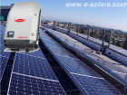 Kit Fotovoltaic TF On-grid 11,20 Kwp - Fronius Symo 10.0-3-M (10000 W)