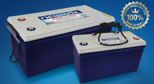 Baterie NEWMAX Deep Cycle SG 12-80 Ah