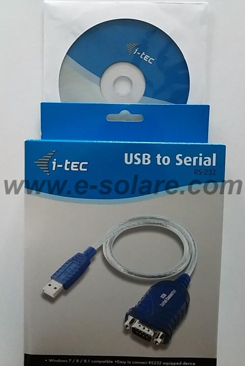 Cablu USB - Serial RS 232