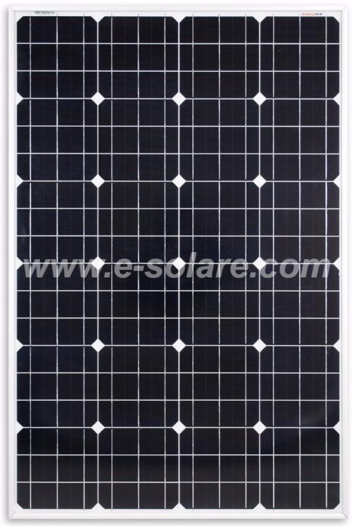 Panou e-Solare 100W Monocristalin
